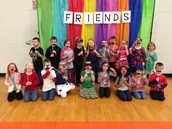 Mrs. Stoecklein's Kindergarten Class