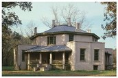 The Zelotes Holmes House in Laurens, South Carolina