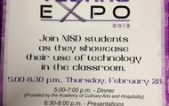 Techno Expo Deadline January 15th