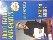 About Teaching Mathematics