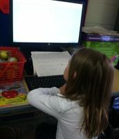 Working Hard on Writing