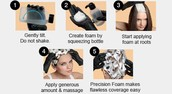 Basic Steps Of Shampooing