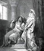 שמשון ודלילה