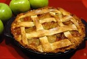Apple pie 40% off originally $4.25 now $2.55