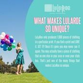 WHAT MAKES LULAROE SO UNIQUE?