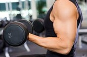 Come lift weights without waiting!
