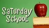 Saturday Opportunity School!