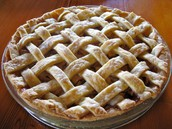 Antecedent apple pies