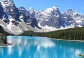 Beautiful Canadian Moutains