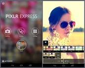 Pixlr Express