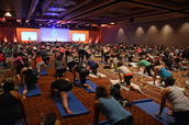 SATURDAY MORNING YOGA TO SUPPORT ARBONNE ANGELS FOUNDATION
