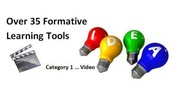 Over 35 Formative Assessment Tools