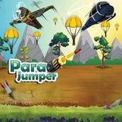 Parajumper Facebook Contest for high score at YePaisa