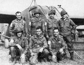 Men from the 101st Airborne Division