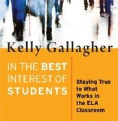 In the Best Interest of Students by Kelly Gallagher