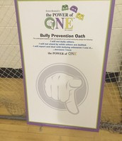 Bully Prevention Oath