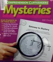 Cliffhanger Comprehension Mysteries