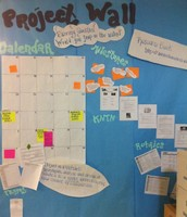 Project Wall