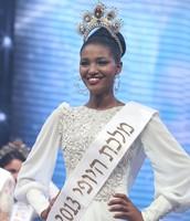 טיטי איינאו מלכת היופי של ישראל לשנת 2013
