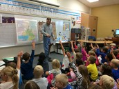 Hamilton County Historian Visit