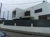 Construção de 2012 - localização PRIME - urbanização MARISOL