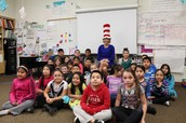 Mrs. Ramirez' 2nd grade class