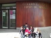 TIRSO DE MOLIN CULTURAL CENTRE