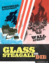 What was the Glass-Steagall Act? When was the Act passed?