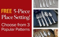 Cooking Pleasures Flatware Collection page 2