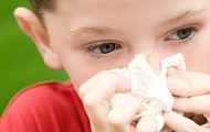 Only 7% of kids have hay fever!
