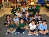 1st Grade Champions!