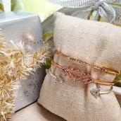 Pave Cuff Bracelets