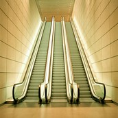 simple escalator