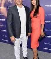 Vin Diesel y su esposa