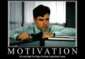 Am I motivated?