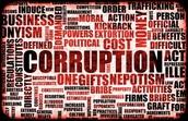 Background info on corruption in law enforcement.