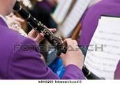 סוגי מוסיקה בהם הקלרינט מככב
