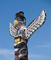 Totem Poles and Dances