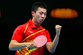 Ma Long-best male Ping-Pong player in the world