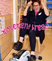 Movement Break for Ms. W!