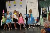 Our beautiful fairies!