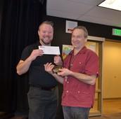 Teacher Classroom Grant Awarded