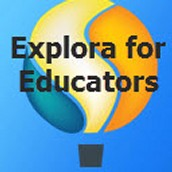 New Explora for Educators; digital versions of professional journals, lesson plans and standards correlations