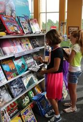 Book Fair April 30 through May 8, 2014