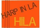 HARP IN LA