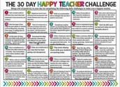 Happy Teacher, Happy Class