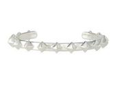 Silver Pyramid Cuff SOLD