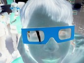 Cameron rocking the inverted colors!