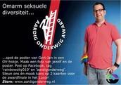23 april: Gert Jan Verboom RainBowCity