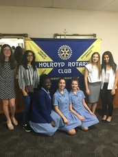 Rotary Club of Holroyd Dinner